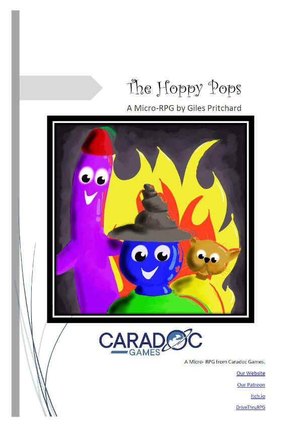 Hoppy Pops RPG